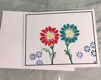 Note Card Flower 3