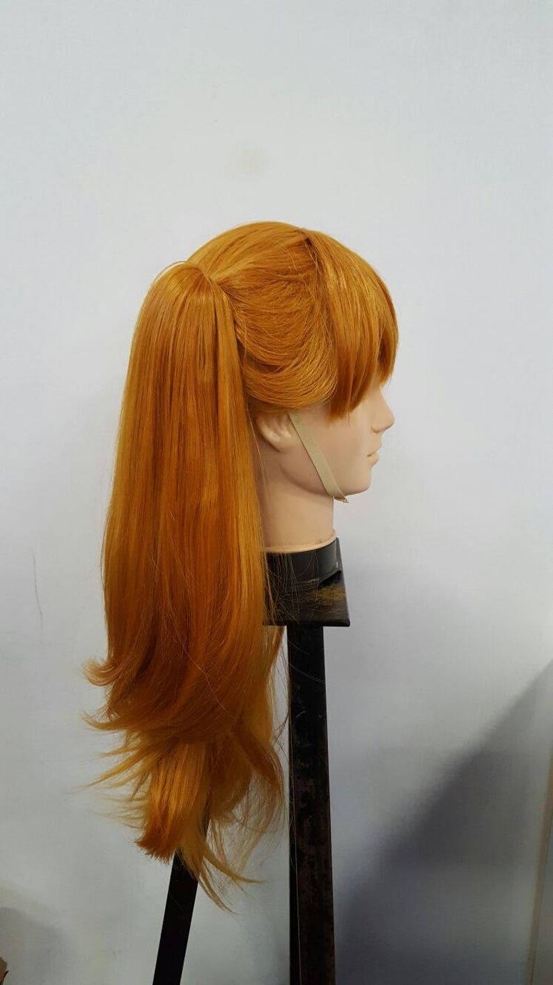 Asuka parrucca NGE per speciale cosplay offert  2033225aa914
