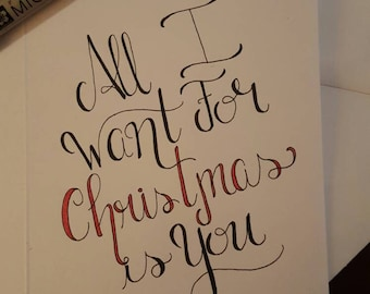 Copain de mari drôle carte de Noël coquine romantique