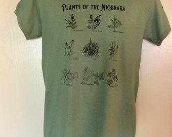 Plants of the Niobrara Tee