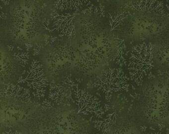 Forest Green Blender Fabric Fat Quarter