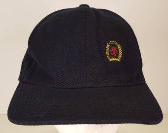 Tommy Hilfiger Vintage Snapback 90s Hat baeb92a5375