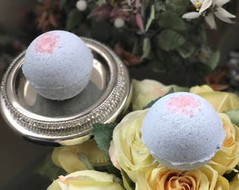 Lavender Bath Bomb- Pick Your Color!