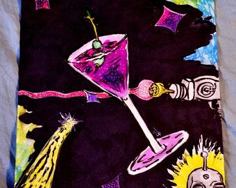 Stardust Martini.
