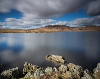 Spelga Dam, Co. Down (Long Exposure)