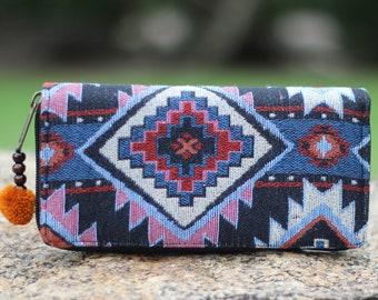 76261e98df2e Aztec wallet | Etsy