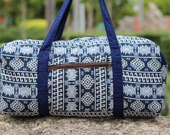 8edcf48a2c Mayan Aztec Weekender Bag lined