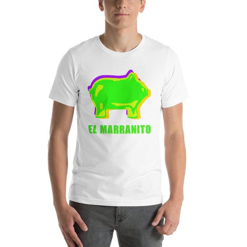 El Marranito Short-Sleeve Unisex T-Shirt image 0
