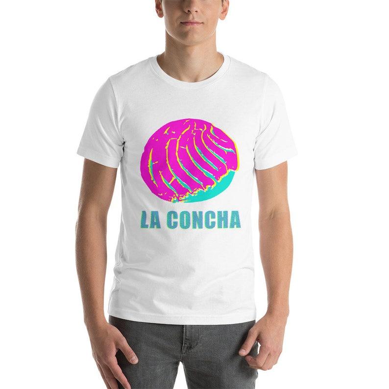 La Concha Short-Sleeve Unisex T-Shirt image 0