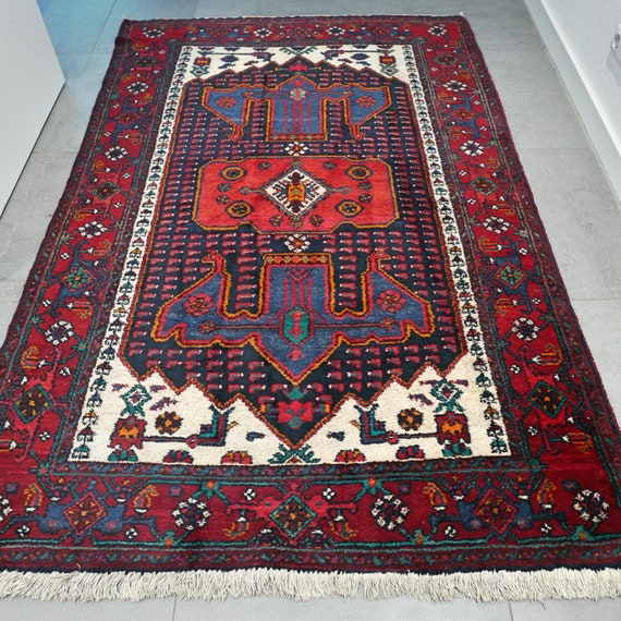 Oriental Rugs Out Of Style: FREE SHIPPING Oriental Rug Large Rug Boho Rug Vintage Rug