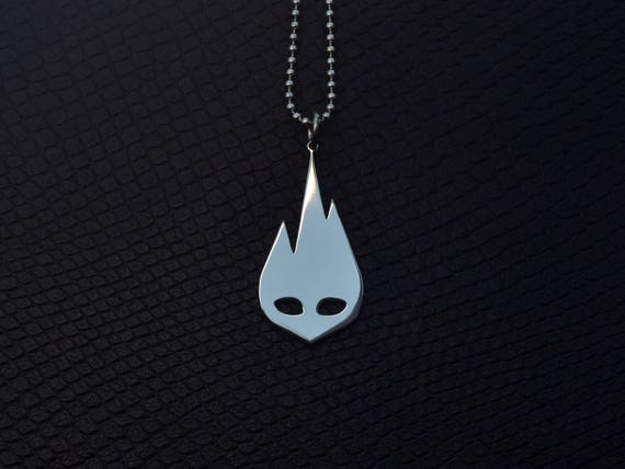 Thousand Foot Krutch Pendant Stainless Steel Rock Jewelry Etsy