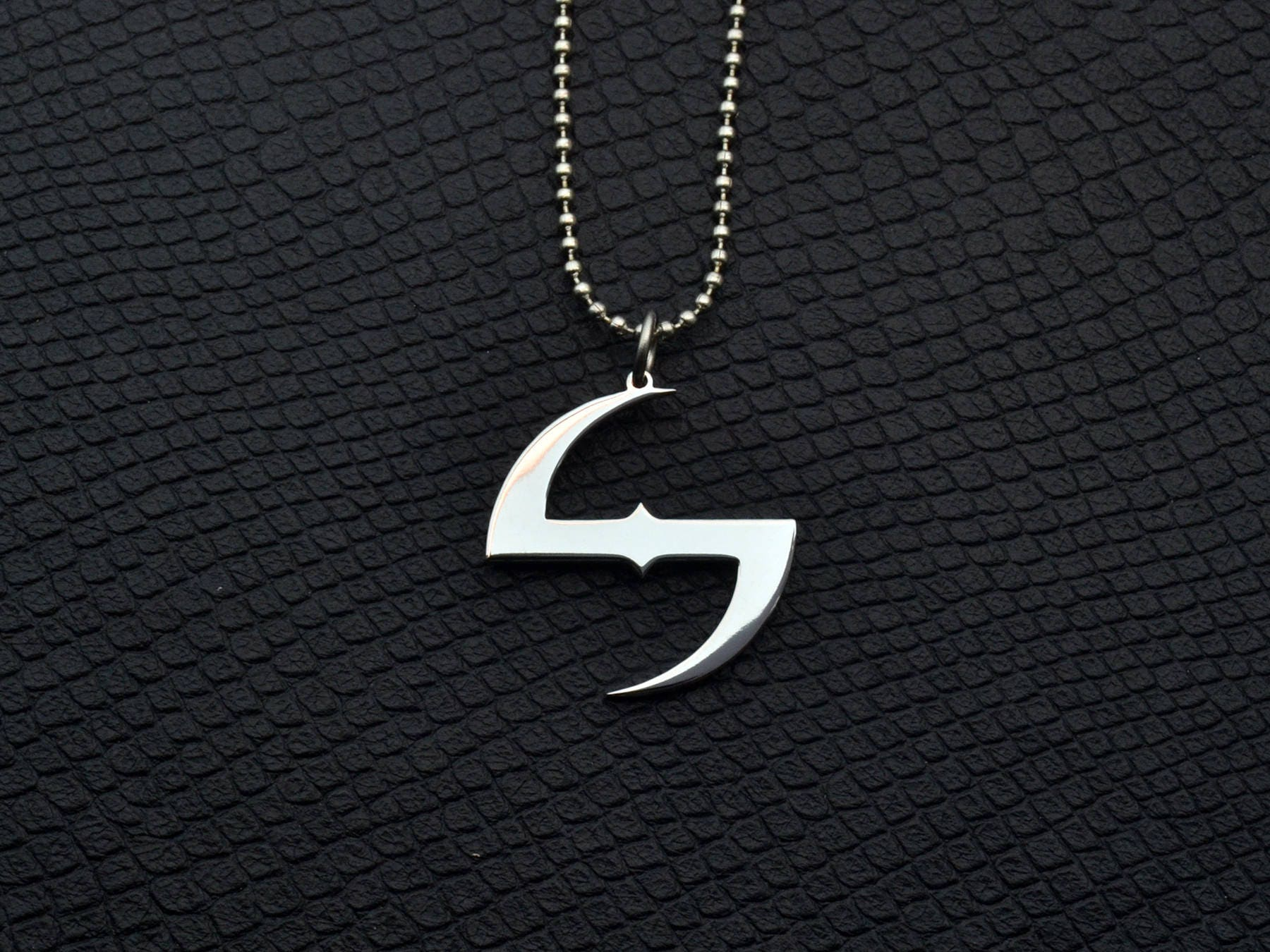 Evanescence Pendant Stainless Steel Evanescence Necklace