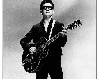 Roy Orbison Etsy