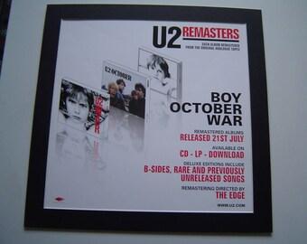 u2 unreleased and rare