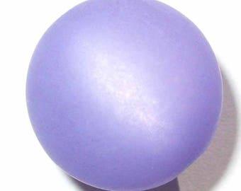 3 purple tanzanite Perlespolaris 16 pearls 3 mm