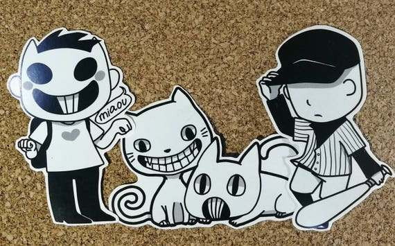 off game mortis ghost sticker set etsy