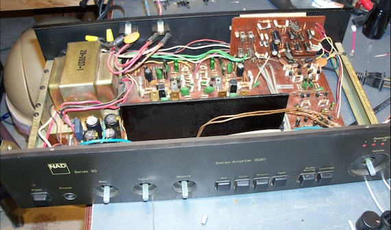NAD 3020 3130 3225 Amplifier Excellent Audiophile Upgrade
