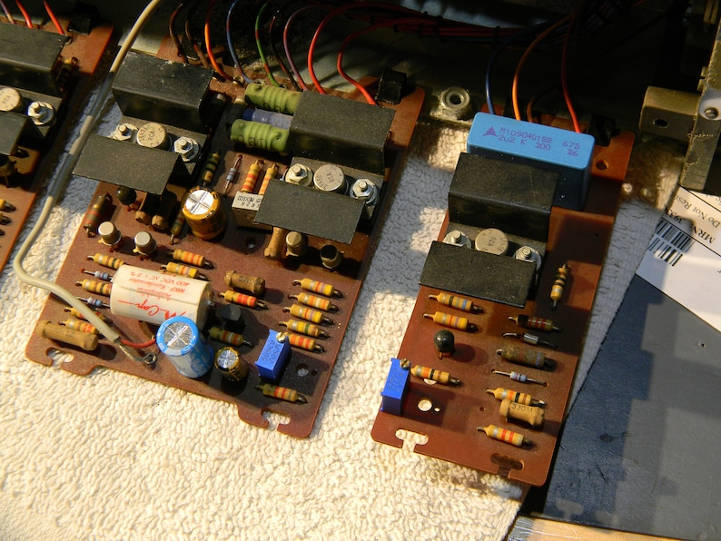 QUAD Amplifier or Preamplifier Complete Repair and Restoration Service for  405 / 405-2 / 303 / 306 / 33