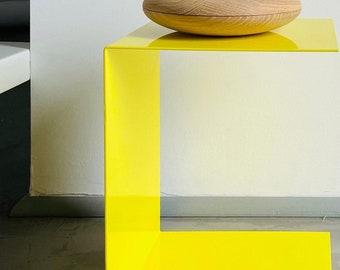 Mini-Pedestal I Shelf I Bookend