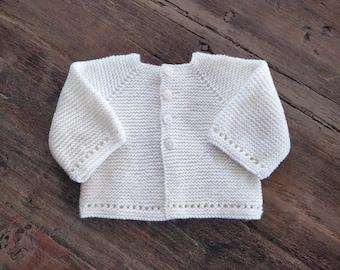 e257c9581ec0a Brassière naissance baby merino - motif