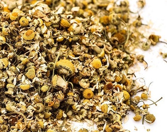 Organic Chamomile Buds - BIRBS: Herbs for Birds (and other pets) Herbal Pet Apothecary Ingredients