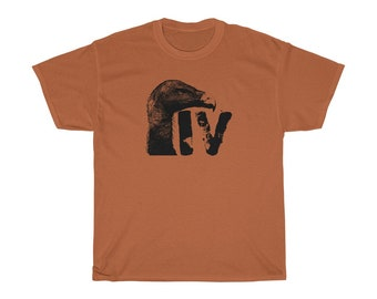 Iron Vulture Unisex Heavy Cotton T-Shirt