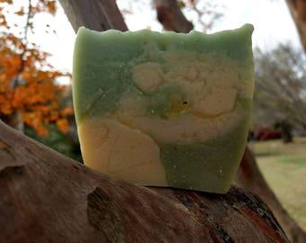 Fresh Lemongrass Soap