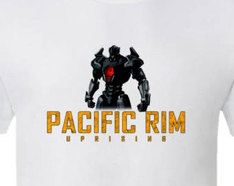 Pacific Rim Uprising Shirt