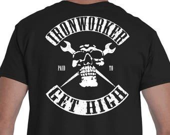 Welder T Shirt Etsy