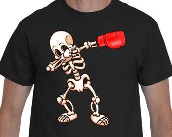 Boxer Shirt | Boxing T-Shirt | Gift for Boxer | Box Addict Tee | Funny Boxing Shirt