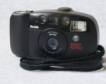 Kodak Star 275 - Vintage  Lomography  35mm Photo Film Camera  Great Condition, 1990s