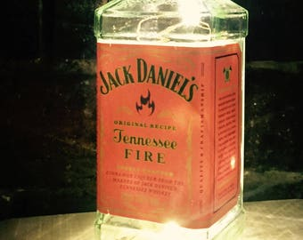 Jack Daniel's Fire Light, Battery Operated LED