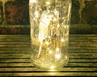 Buffalo Trace Whiskey Light, Battery Operated, LED