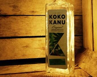 KOKO KANU Rum Light, Battery Operated, LED