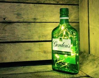 Gordons Gin Light, Battery Operated, LED