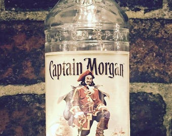 Captain Morgan Rum Light, Battery Operated, LED
