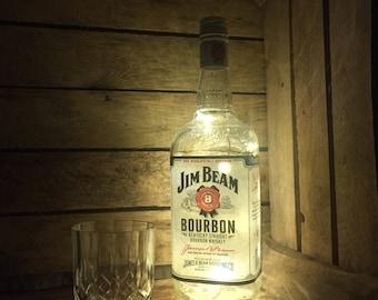 Jim Beam Whiskey Light, Battery Operated, LED