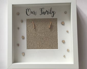 Our Family Photo Frame