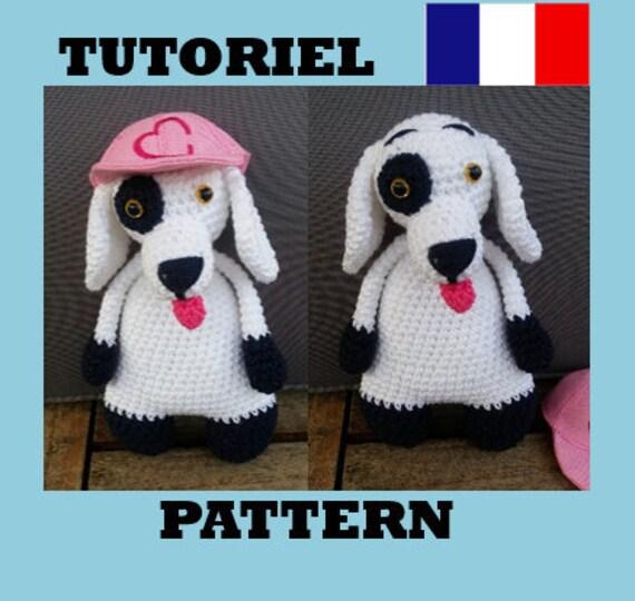 Tuto amigurumi gratuit : Donato l'ourson au crochet • Tricot and Co. | 540x570