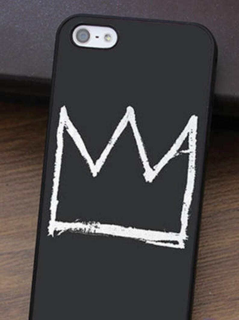 coque iphone 6 basquiat