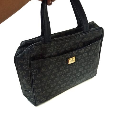Balenciaga Monogram Hand Bag