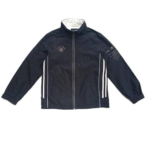 Vintage Chanel Track Jacket