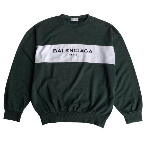 Vintage Balenciaga Crewneck