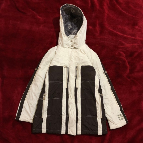 Vintage Chanel Quilted Jacket