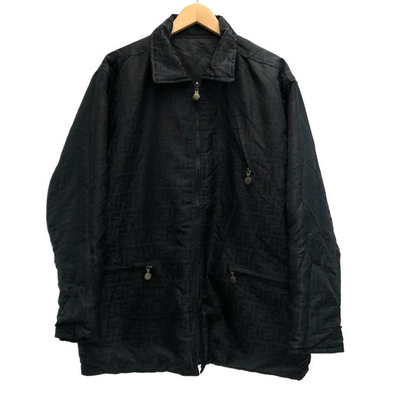 Vintage Fendi Zucca Jacket