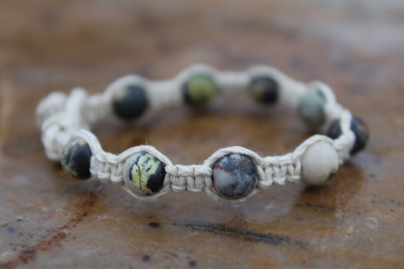 Serpentine Hemp Bracelet: Awaken Kundalini Energy, Sexual Arousal, Psychic  Protection, Break Curses and Hexes