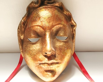 Authentic Venetian Carnivale Mask