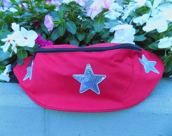 Red Star Fanny Pack