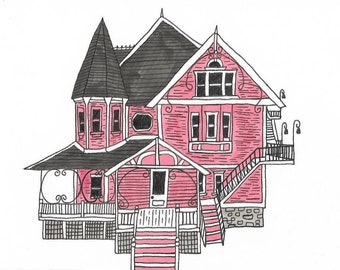 The Pink Palace Etsy