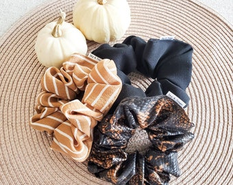 Scrunchies, Scrunchie Set, Hair Accessories